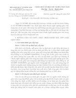 CV SỐ 660 HƯỚNG DẪN ĐG, XL GIÁO VIÊN
