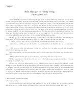 Chương 7: Biểu hiện gen tái tổ hợp trong Escherichia coli