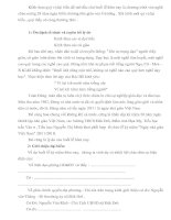 KỊCH BẢN CHƯƠNG TRÌNH KỶ NIỆM NGÀY 20/11