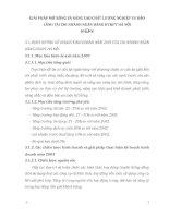GIẢI PHÁP MỞ RỘNG VÀ NÂNG CAO CHẤT LƯỢNG NGHIỆP VỤ BẢO LÃNH TẠI CHI NHÁNH NGÂN HÀNG ĐT