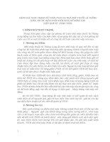 ĐÁNH GIÁ THỰC TRẠNG KẾ TOÁN TSCĐ TẠI NHÀ MÁY THUỐC LÁ THĂNG LONG  VÀ CÁC BIỆN PHÁP KIẾN NGHỊ ĐỂ NÂNG CAO