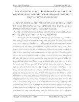 MỘT SỐ HẠN CHẾ VÀ ĐỀ XUẤT NHẰM HOÀN THIỆN KẾ TOÁN BÁN HÀNG VÀ XÁC ĐỊNH KẾT QUẢ BÁN HÀNG TẠI CÔNG TY CỔ PHẦN VẬT TƯ TỔNG HỢP HÀ TÂY