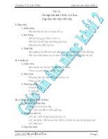 Giáo Án Âm Nhạc Lớp 2 - Tiết 14