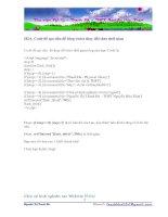 H2A_Code để tạo tiêu đề blog violet thay đổi theo thời gian