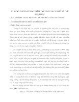 LÝ LUẬN CHUNG VỀ BẢO HIỂM VẬT CHẤT XE CƠ GIỚI VÀ PHÍ BẢO HIỂM