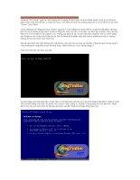 Sửa chữa Windows XP bằng cách cài đặt lại ở chế độ Repair