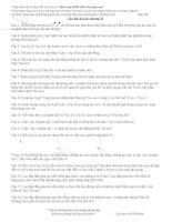 câu hỏi ôn tập chương II lý 10 cơ bản