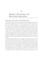 Basic Science of Biotechnology