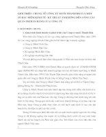 GIỚI THIỆU CHUNG VỀ CÔNG TY MUỐI THANH HOÁVÀ MỘT SỐ ĐẶC ĐIỂM KINH TẾ - KỸ THUẬT ẢNH HƯỞNG ĐẾN CÔNG TÁC QUẢN TRỊ BÁN HÀNG CỦA CÔNG TY