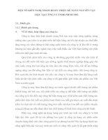 MỘT SỐ KIẾN NGHỊ NHẰM HOÀN THIỆN KẾ TOÁN NGUYÊN VẬT LIỆU TẠI CÔNG TY TNHH MINH TRÍ