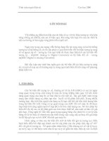 Tính toán mạch điện tử - Cao học