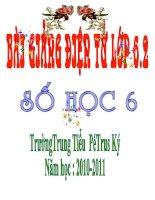 Chuong I-Bai 10-Tinh Chat Chia Het Cua Mot Tong.!.ppt