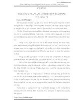 MỘT SỐ GIẢI PHÁP NÂNG CAO HIỆU QUẢ HOẠT ĐỘNG CỦA CÔNG TY