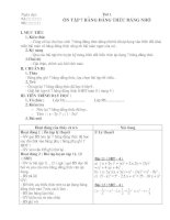 tự chọn toán 9 chuẩn
