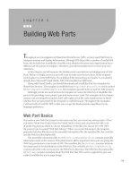 Building Web Parts
