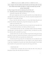 THỰC TRẠNG TỔ CHỨC CÔNG TÁC KẾ TOÁN CHI PHÍ SẢN XUẤT VÀ TÍNH GIÁ THÀNH SẢN PHẨM TẠI CÔNG TY TNHH THƯƠNG MẠI VÀ XÂY DỰNG TRUNG SƠN