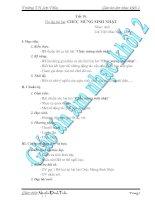 Giáo Án Âm Nhạc Lớp 2 - Tiết 10