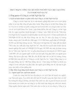 THỰC TRẠNG CÔNG TÁC KẾ TOÁN NGUYÊN VẬT LIỆU TẠI CÔNG TY CƠ KHÍ NGÔ GIA TỰ