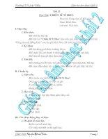 Giáo Án Âm Nhạc Lớp 2 - Tiết 13