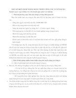 MỘT SỐ BIỆN PHÁP NHẰM HOÀN THIỆN CÔNG TÁC TUYỂN DỤNG NHÂN LỰC TẠI CÔNG TY CỔ PHẦN QUANG VÀ MNXK