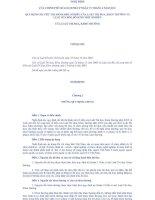 42/2010/NĐ-CP Chi tiết một số điều Luật thi đua khen thưởng