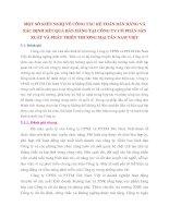 MỘT SỐ KIẾN NGHỊ VỀ CÔNG TÁC KẾ TOÁN BÁN HÀNG VÀ XÁC ĐỊNH KẾT QUẢ BÁN HÀNG TẠI CÔNG TY CỔ PHẦN SẢN XUẤT VÀ PHÁT TRIỂN THƯƠNG MẠI TÂN NAM VIỆT