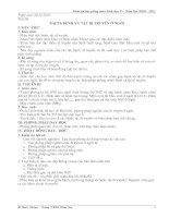 Tiết 30 - Bài 29. Bệnh và tật di truyền