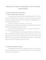TỔNG QUAN VỀ CÔNG TY TNHH QUẢNG CÁO VÀ THƯƠNG MẠI AN KHÁNH