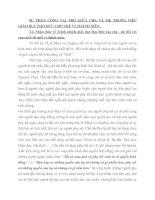 SỰ PHÂN CÔNG VAI TRÒ GIỮA CHA VÀ MẸ TRONG VIỆC GIÁO DỤC ĐẠO ĐỨC CHO TRẺ VỊ THÀNH NIÊN