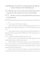 TÌNH HÌNH THỰC TẾ VỀ CÔNG TÁC KẾ TOÁN HÀNG TỒN KHO TẠI CÔNG TY THÔNG TIN VIỄN THÔNG ĐIỆN LỰC