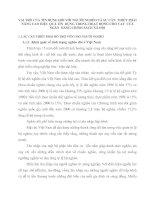 VAI TRÒ CỦA TÍN DỤNG ĐỐI VỚI NGƯỜI NGHÈO VÀ SỰ CẦN  THIẾT PHẢI NÂNG CAO HIỆU QUẢ TÍN  DỤNG TRONG HOẠT ĐỘNG CHO VAY  CỦẢ NGÂN  HÀNG CHÍNH SÁCH XÃ HỘI