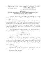 04/2010/TT-TTCP- Quiđịnh quy trình xử lý đơn khiếu nại, đơn tố cáo, đơn phản ánh,  kiến nghị liên quan đến khiếu nại, tố cáo