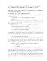 TỔ CHỨC CÔNG TÁC KẾ TOÁN TIÊU THỤ VÀ XÁC ĐỊNH KẾT QỦA KINH DOANH Ở CÔNG TY CỔ PHẦN ĐIỆN TỬ NEW