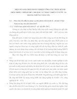 MỘT SỐ GIẢI PHÁP HOÀN THIỆN CÔNG TÁC PHÁT HÀNH TRÁI PHIẾU CHÍNH PHỦ CHO ĐẦU TƯ PHÁT TRIỂN Ở NƯỚC TA TRONG NHỮNG NĂM TỚI