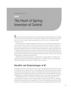 The Heart of Spring - inversion of control