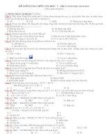 De kiem tra mon Tin Hoc 7_HK 1_nam hoc 2010-2011