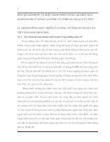 MỘT SỐ GIẢI PHÁP VÀ KIẾN NGHỊ NHẰM NÂNG CAO HIỆU QUẢ KINH DOANH LỮ HÀNH TẠI CÔNG TY TNHH DÃ NGOẠI LỬA VIỆT