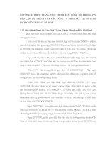 THỰC TRẠNG việc trình bày và công bố thông tin báo cáo tài chính các công ty niêm yết tại Sở Giao Dịch Chứng Khoán Thành Phố Hồ Chí Minh