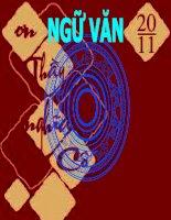 giáo án ngữ văn 6- bài Chân,Tay, Tai, Mắt, Miệng