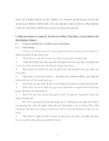 MỘT SỐ Ý KIẾN NHẰM HOÀN THIỆN CÁC PHƯƠNG PHÁP HẠCH TOÁN KẾ TOÁN LAO ĐỘNG-TIỀN LƯƠNG VÀ CÁC KHOẢN TRÍCH THEO LƯƠNGTRONG CÔNG TY XD PHÁT TRIỂN HẠ TẦNG VÀ SXVLXD HÀTÂY