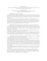 Thủ Tục Giải Quyết Các Vụ Việc Dân Sự Có Yếu Tố Nước Ngoài Và Tương Trợ Tư Pháp Trong Tố Tụng Dân Sự