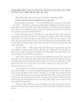 TÌNH HÌNH THỰC TẾ VỀ CÔNG TÁC KẾ TOÁN NGUYÊN, VẬT LIỆU TẠI NHÀ MÁY THIẾT BỊ BƯU ĐIỆN HÀ NỘI