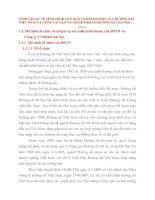 TỔNG QUAN VỀ TÌNH HÌNH SẢN XUẤT KINH DOANH CỦA ĐƯỜNG SẮT VIỆT NAM VÀ CÔNG TY VẬN TẢI HÀNH KHÁCH ĐƯỜNG SẮT HÀ NỘI
