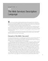 The Web Services Description Language