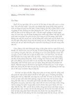 Đồ dùng dạy học - Nhớ về Ninh Hòa