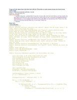 Các chiêu thức trong lập trình Form có hình dạng theo một hình ảnh bất kỳ