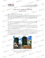 Thông tin thị trường bất động sản ngày 04/08/2008