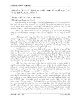 MỘT SỐ BIỆN PHÁP NÂNG CAO CHẤT LƯỢNG SẢN PHẨM Ở CÔNG TY CƠ KHÍ VÀ XÂY LẮP SỐ 7