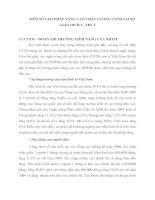 MỘT SỐ GIẢI PHÁP NÂNG CAO CHẤT LƯỢNG CVTD TẠI SỞ GIAO DỊCH I