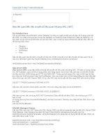 Mẹo liên quan đến việc chuyển dữ liệu quan hệ sang XML (.NET)